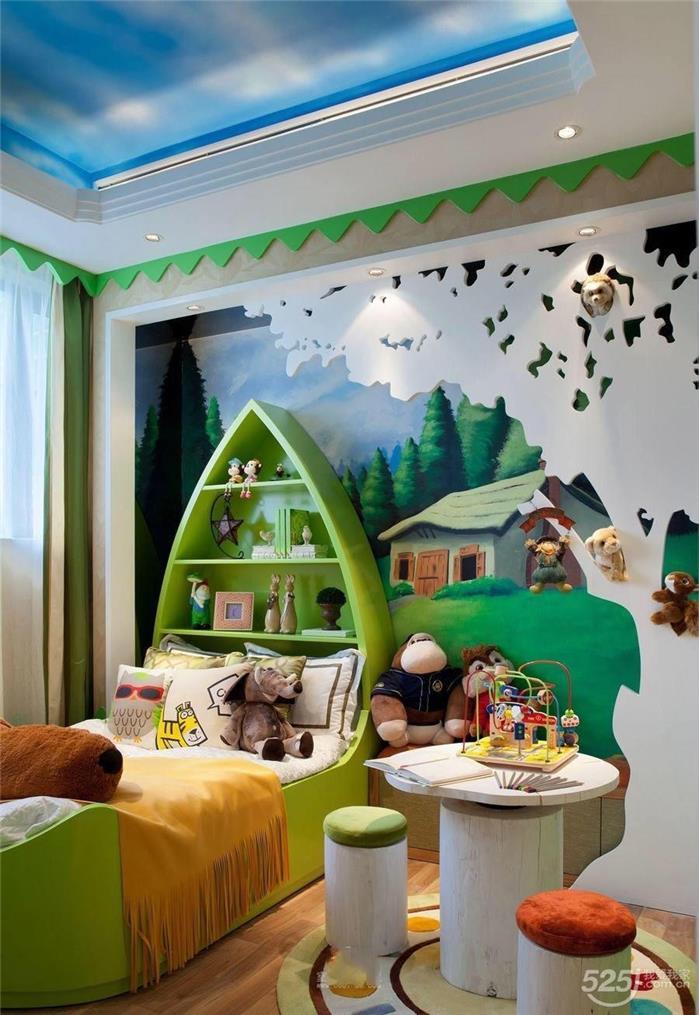 妙趣横生 儿童房就要这么设计
