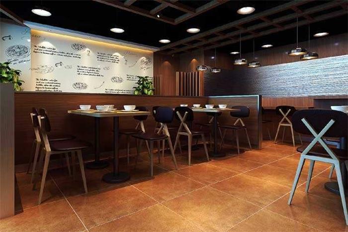 餐饮店装修设计概念的一些小妙招!