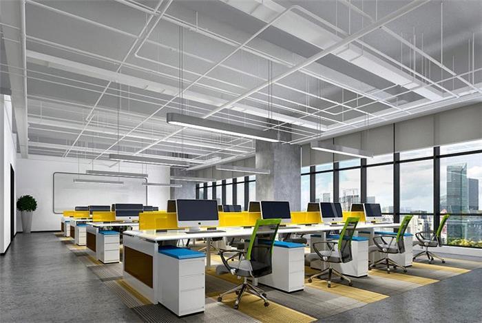 恭喜【红点装饰】成功签约-苏先生-海珠up智谷500方物料展厅办公室装修