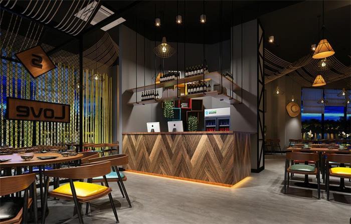 构厦建设喜签南海大沥凤池附近450方餐饮会所设计