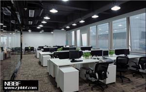 东海国际写字楼办公室装修设计效果图