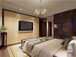 中式新房住宅