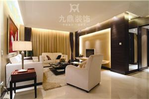 高贵典雅中西合璧新房住宅装修设计效果图