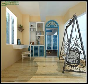 简约新房住宅装修设计效果图