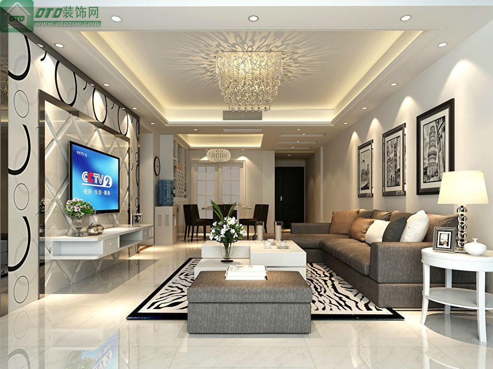 澄海富居豪庭装修设计效果图