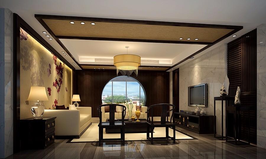 青林湾8期新中式设计