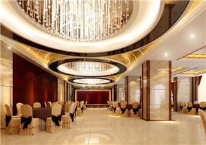 后现代酒店宾馆装修设计效果图