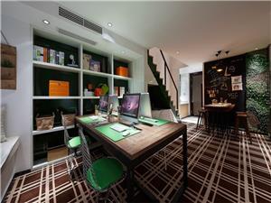 现代复式住宅装修设计效果图