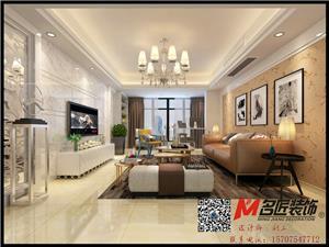 星湖城21B栋1梯1201房现代风格