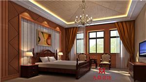 维拉小镇东南亚新房住宅装修设计效果图
