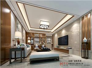 汕头金平区金港广场7栋301现代中式新房