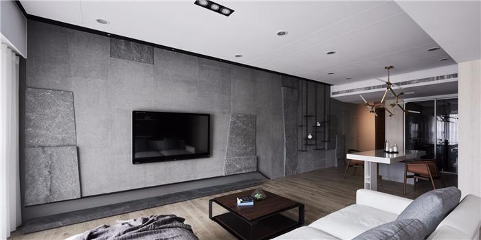 现代新房住宅装修设计效果图