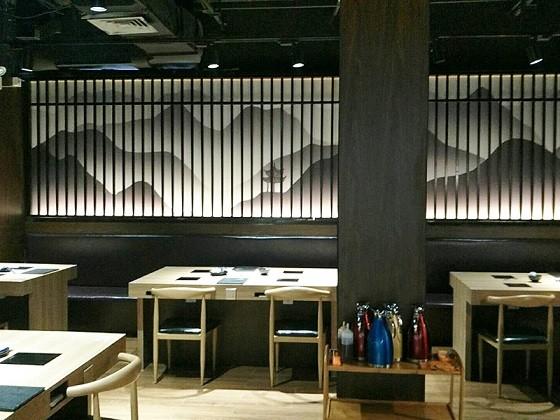 宁波天一广场酷购商城小青森餐厅