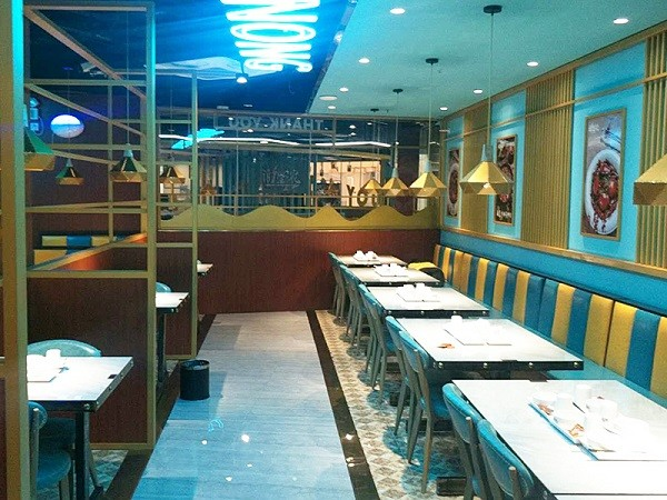 宁波天一广场酷购商城赛外乡餐厅