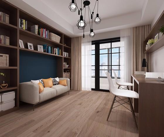 中式独栋别墅装修设计效果图-新中式设计理念