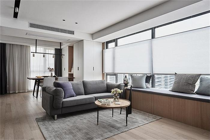 现代风格设计装修效果图-现代新房住宅装修设计效果图