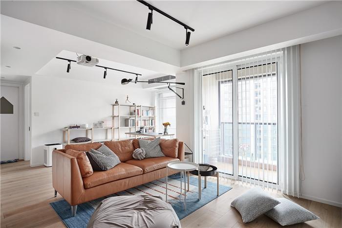 北欧风格设计-欧式新房住宅装修设计效果图