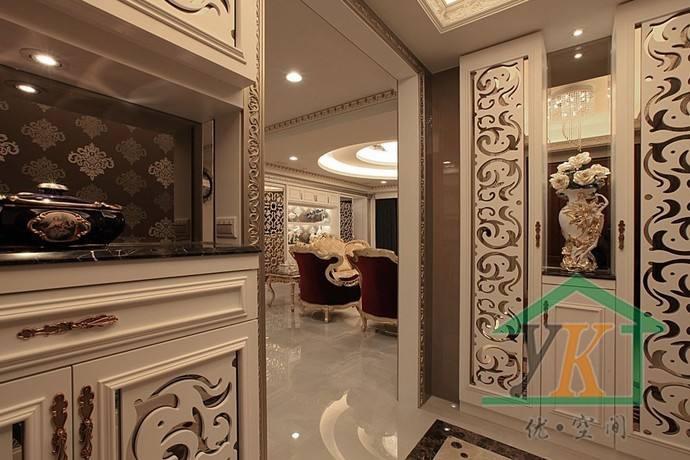 红星国际3幢欧式新房住宅装修设计效果图