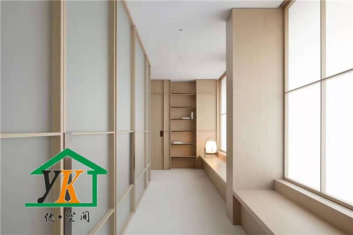 镇海自建房日式独栋别墅装修设计效果图