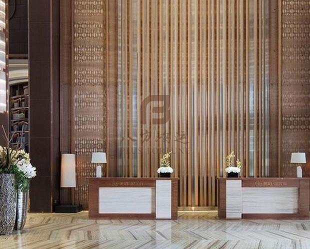 国宾府售楼处 售楼中心 装修设计效果图