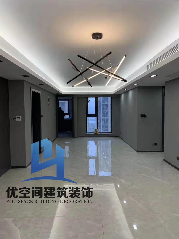 后现代新房住宅装修设计效果图