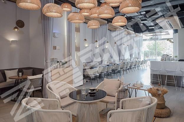 咖啡厅装修设计效果图