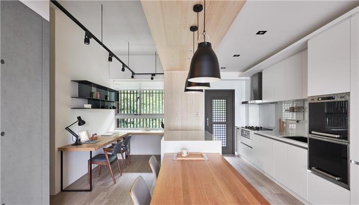 日式新房住宅装修设计效果图