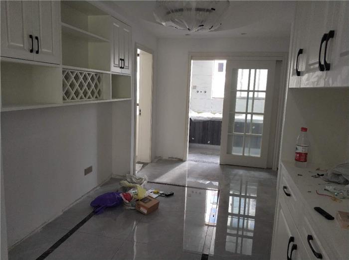 龙山众安山水18幢302新房住宅装修设计效果图