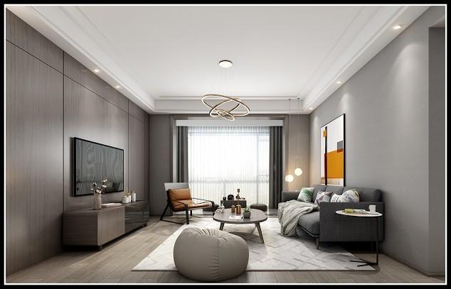 时代望府 现代新房住宅装修设计效果图